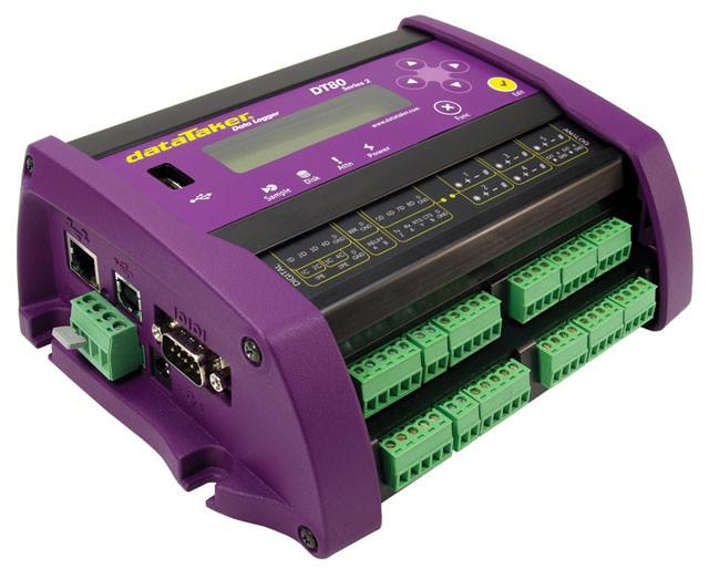 dataTaker DT80 Data Logger  p/n# DT80