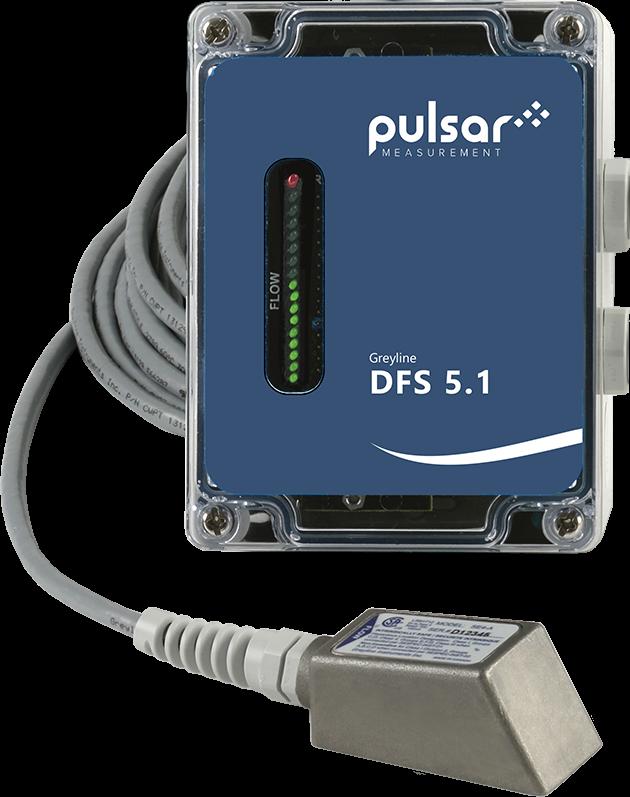 Greyline DFS 5.1 Doppler Flow Switch p/n# DFS 5.1