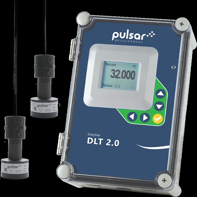 Greyline DLT 2.0 Differential Level Transmitter p/n# DLT 2.0