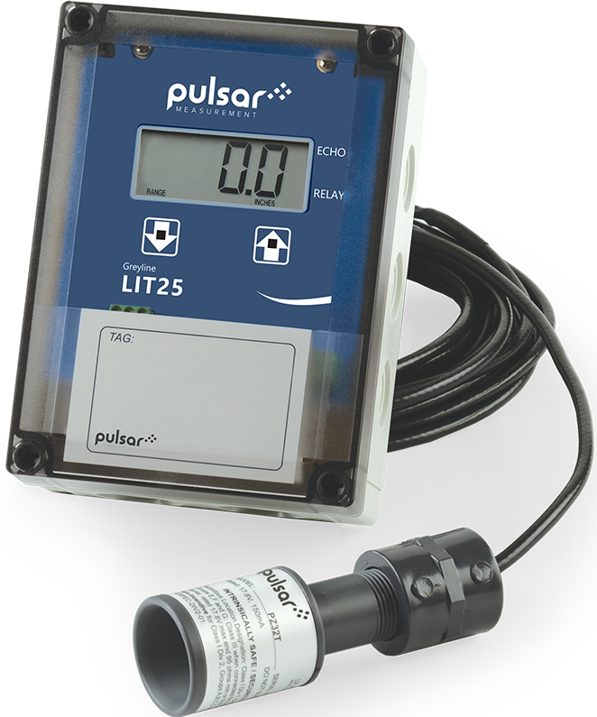 Greyline LIT25 Level Indicating Transmitter p/n# LIT25