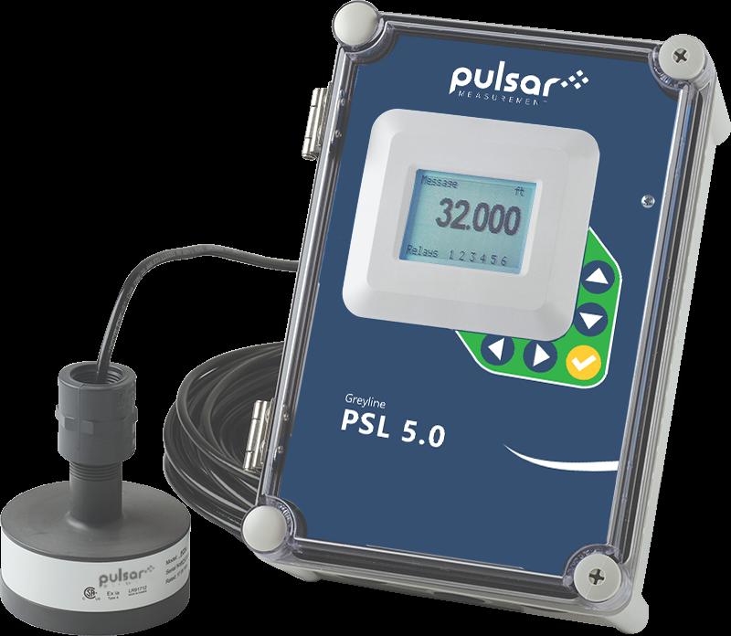 Greyline PSL 5.0 Pump Station Level Controller p/n# PSL 5.0