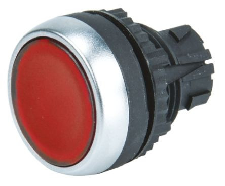 Baco Flat Illuminated Pushbutton Red p/n# L21AH10